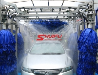Full Robotic Automatic Car Wash Tunnel Made In China