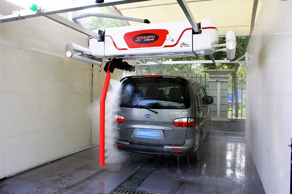 SHUIFU M7 Touchless car wash machine