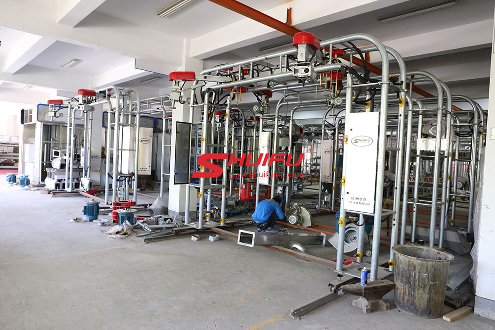Car-wash-frame-arc-of-China-shuifu-car-wash-equipment-manufacturer-supplier