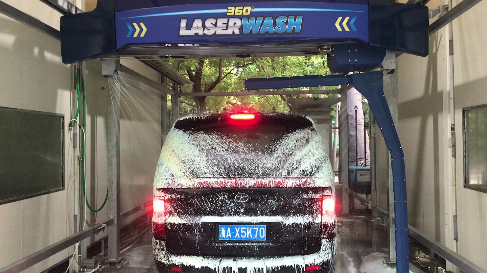Cost Of Car Wash Tunnel