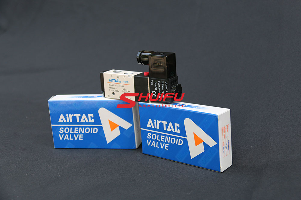 Taiwan-Airtac-Pneumatic-valve-of-shuifu-automatic-car-wash