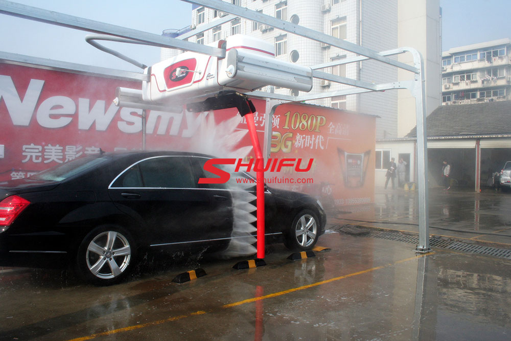 Car Wash Prices: M7-Touchless Car Wash Machine, Wash Tunnel System