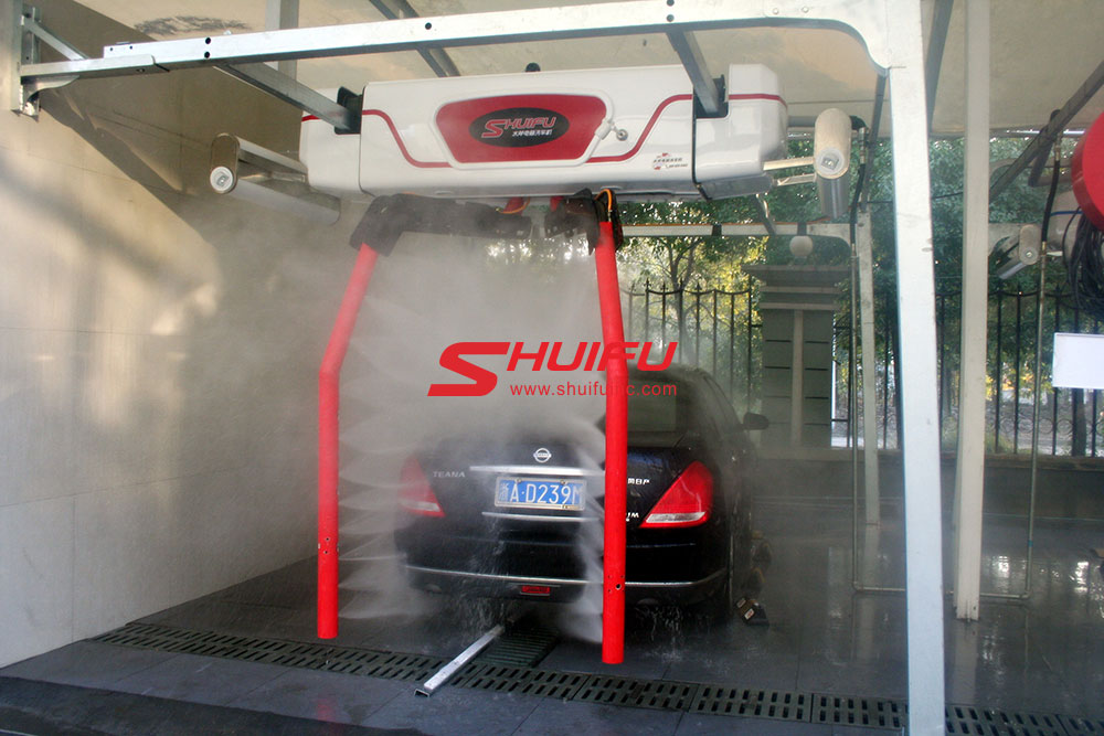 closest-touchless-car-wash-touchless-M7-SHUIFU-CHINA