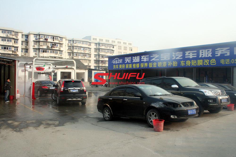 touchless-car-wash-gas-station-touchless-M7-SHUIFU-CHINA