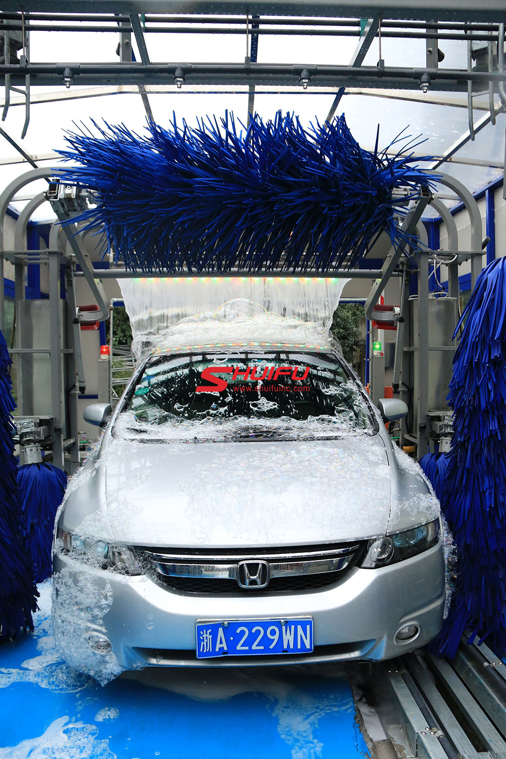 Car Wash Brush >> Tunnel car wash,car wash machine price,car wash systems ...