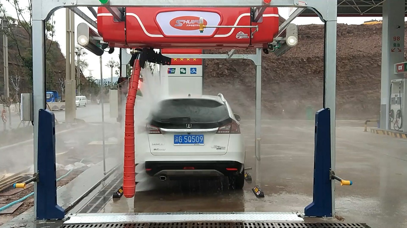How Much Is Car Wash At Gas Station